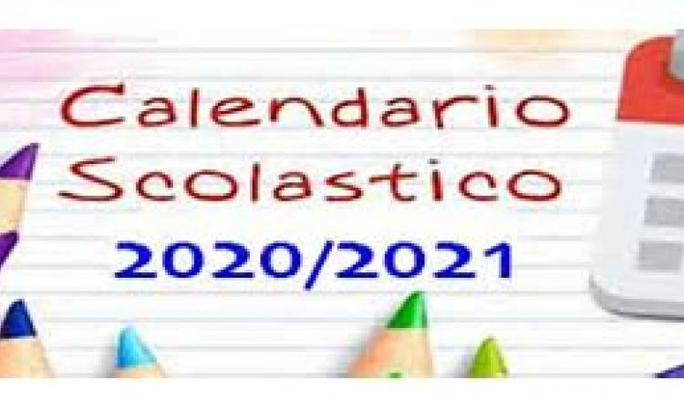 IC GIOVANNI XXIII » Calendario Scolastico